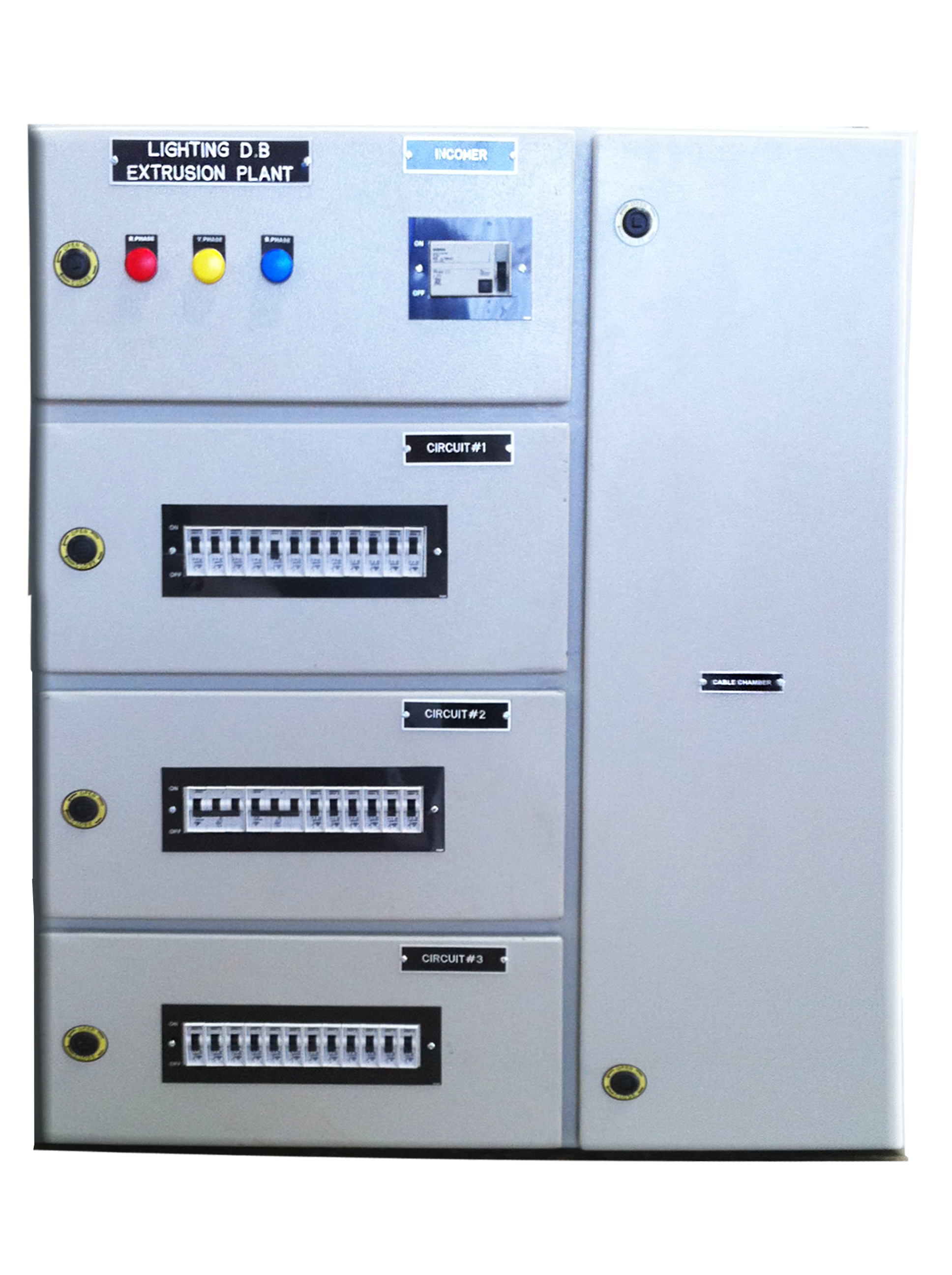 Lighting Distribution Boards Manufacturers - Pragnesh Electrolinks